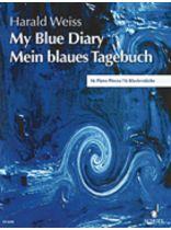 My Blue Diary - Music Book