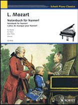Leopold Mozart - Notebook for Nannerl - Music Book
