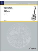 Rafaga, Op. 53 - Music Book