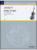 Keith Jarrett - Bridge of Light - Music Book