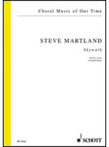 Steve Martland - Skywalk (I See the Horizon) - Music Book