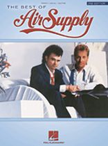 Air Supply - The Best of Air Supply - 2nd Edition - Music Book