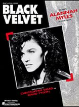 Alannah Myles - Black Velvet - Music Book