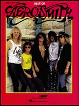 Aerosmith - The Best of Aerosmith - Music Book