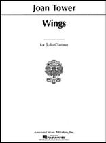 Joan Tower - Wings - Music Book