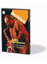 Joe Lovano - Jazz Improvisation: A Personal Approach With Joe Lovano - Developing a Personal Approach - Music Book