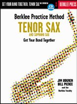 Berklee Practice Method: Tenor and Soprano Sax - Music Book