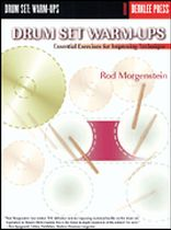 Rod Morgenstein - Drum Set Warm-Ups - Music Book