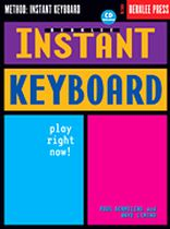 Berklee Instant Keyboard - Music Book