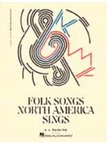 north american folk songs