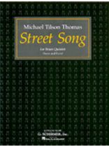Street Song - Music Book
