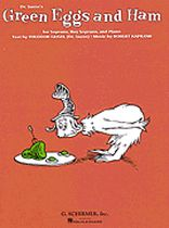 Green Eggs and Ham (Dr. Seuss) - Music Book
