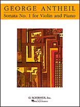 Violin Sonata No. 1 - Music Book