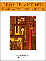 Violin Sonata No. 2 - Music Book