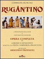 Rugantino - A Musical Comedy - Music Book