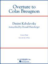 Overture To Colas Breugnon - Music Book