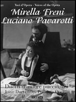 Giacomo Puccini - Mirella Freni & Luciano Pavarotti - Love Duets From Puccini's Operas - For Soprano & Tenor With Piano - Music Book