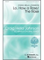 Amanda McBroom - Lo, How a Rose / the Rose - Music Book