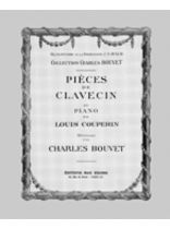 Pitces De Clavecin, Volume 2 - Music Book