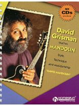 David Grisman - David Grisman Teaches Mandolin - Music Book