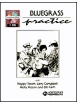 Bluegrass Practice Session - Music Book