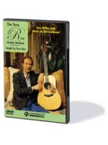 Tony Rice - The Tony Rice Guitar Method - Music Book