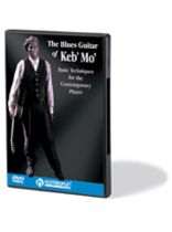 Keb' Mo' - The Blues Guitar of Keb' Mo' - Music Book