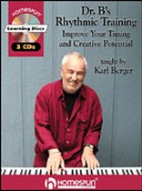 Karl Berger - Dr. B's Rhythmic Training - Music Book