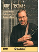 Tony Trischka - Tony Trischka's Essential Practice Techniques for Bluegrass Banjo - Music Book
