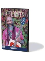 Richie Havens - The Guitar Style of Richie Havens - Music Book