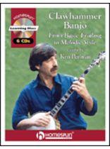 Ken Perlman - Clawhammer Banjo - Music Book