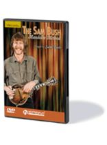 Sam Bush - The Sam Bush Mandolin Method - Two-DVD Set - Music Book