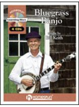 Bill Keith - Bluegrass Banjo - Music Book