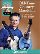 Mike Seeger - Old-Time Country Mandolin - Music Book