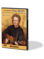 Paul Brady - The Guitar of Paul Brady - Playing Traditional and Contemporary Irish Songs - Music Book