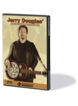 Jerry Douglas - Jerry Douglas' Dobro? Techniques - Music Book
