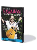Keola Beamer - The Art of Hawaiian Slack Key Guitar - Music Book