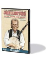 John Hartford - The Banjo According To John Hartford - DVD 1 - Music Book