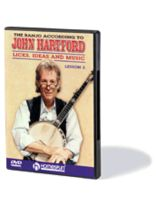 John Hartford - The Banjo According To John Hartford - DVD 2 - Music Book
