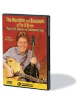 Tim O'Brien - The Mandolin and Bouzouki of Tim O'Brien - Playing Celtic, Bluegrass and Contemporary Songs - Music Book