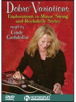 Cindy Cashdollar - Dobro? Variations - Music Book
