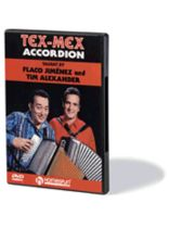 Tex-Mex Accordion - Music Book