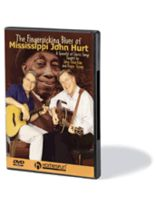 Mississippi John Hurt - The Fingerpicking Blues of Mississippi John Hurt - A Spoonful of Classic Songs - Music Book