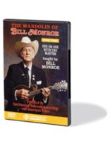 Bill Monroe - The Mandolin of Bill Monroe - DVD One: One-on-One With the Master - Music Book