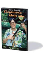 Bob Carlin - Learn To Play Clawhammer Banjo - DVD One: The Basics - Music Book