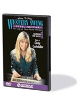 Cindy Cashdollar - Learn To Play Western Swing Steel Guitar - DVD One: Learning the Basics - Music Book