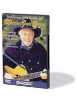 The Songs and Guitar of Ramblin' Jack Elliott - Music Book