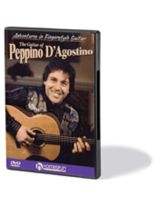 Peppino D'Agostino - The Guitar of Peppino D'Agostino - Adventures In Fingerstyle Guitar - Music Book