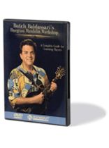 Butch Baldassari - Butch Baldassari's Bluegrass Mandolin Workshop - A Complete Guide for Learning Players - Music Book