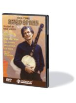 Mike Seeger - Old-Time Banjo Styles - Music Book